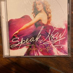 Speak now- Taylor Swift CD for Sale in Sacramento, CA