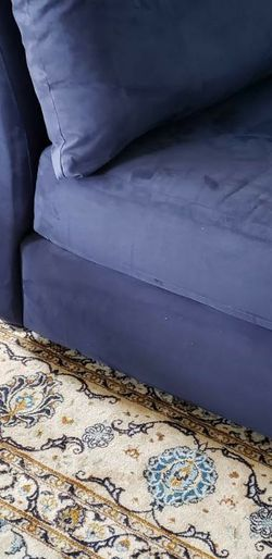 Navy Blue Chaise Lounge for Sale in St. Louis,  MO