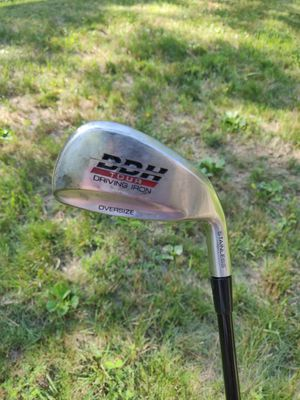 Dunlop DDH driving iron for Sale in Ithaca, NY