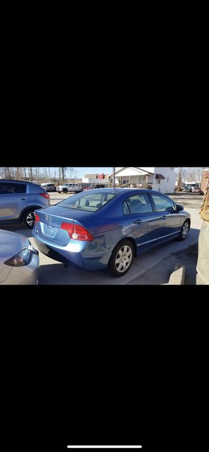 2007 Honda Civic LX for Sale in North Olmsted, OH