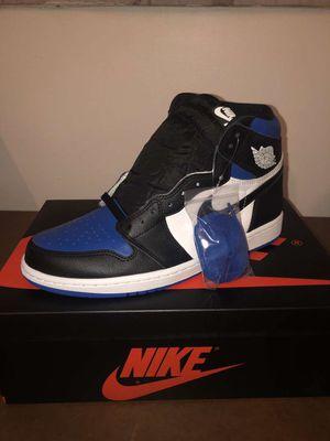 Jordan 1 royal toe size 10 for Sale in Miami, FL