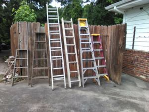 Ladders..assorted for Sale in Mableton, GA