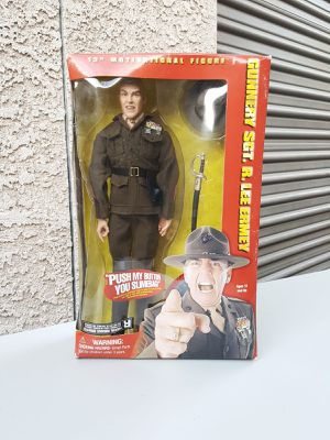 FIRM PRICE !! Sideshow 12 Gunnery Sgt. R Lee Ermey. FIRM PRICE !! for Sale in Chino Hills, CA
