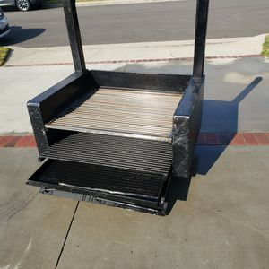Built-in Wood Fire Bbq Grill for Sale in West Covina, CA