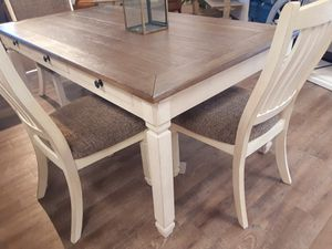DINING TABLE 4 CHAIRS for Sale in Nashville, TN