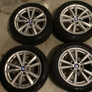 2015 BMW X5 OEM Rims for Sale in South Kingstown, RI