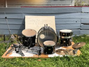 Pearl drum set for Sale in Oakland, CA