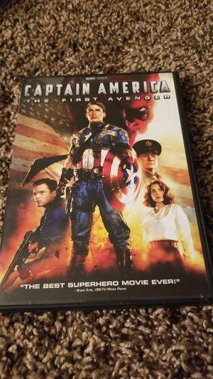 Captain America, the First Avenger for Sale in Riverside, CA
