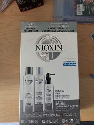 Nioxin Never opened for Sale in Haverhill, MA