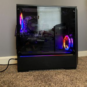 CyberPowerPC - Gamer Master Gaming Desktop - AMD Ryzen 3 2300X - 8GB Memory - AMD Radeon RX 560 2GB - 1TB HDD - Black for Sale in Borden, IN