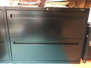 Free HON two drawer filing cabinet - West Seattle for Sale in Seattle, WA