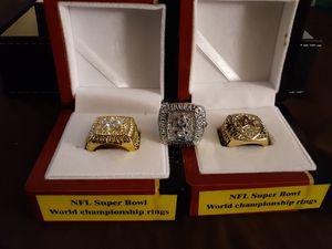 NFL Super Bowl Rings Dallas Cowboys for Sale in Washington, DC