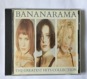 Bananarama, The Greatest Hits Collection (1988) CD for Sale in Los Angeles, CA