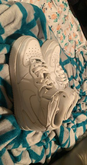 Nike air forces for Sale in San Angelo, TX