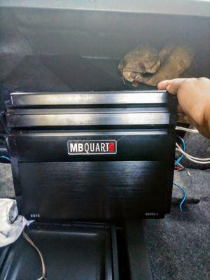 car audio amplifier for Sale in Los Angeles, CA