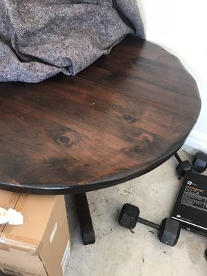 Antique Dining table and chairs for Sale in Lake Worth, FL