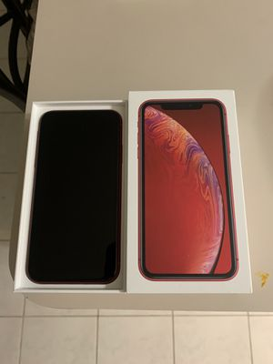 iPhone 10XR (Brand New) for Sale in Cape Coral, FL