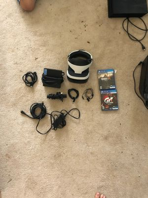 Ps4 VR for Sale in Lolita, TX