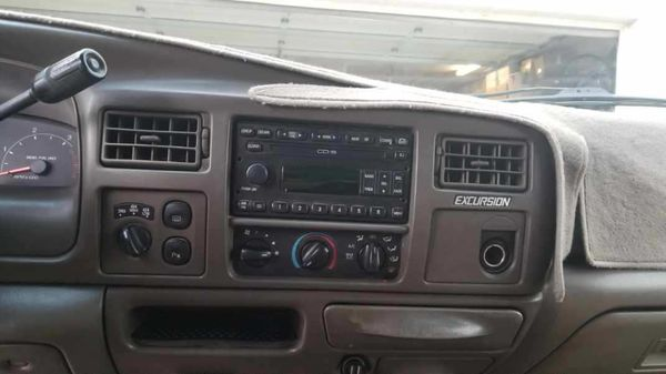 2001 Ford Excursion 7.3L 4X4 Diesel