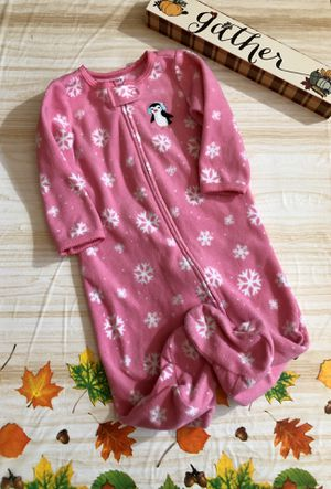 Carter's Footed PJ for Sale in Gresham, OR