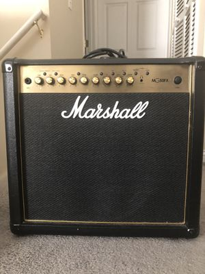 Marshall Guitar Amp Like New for Sale in Evansville, IN