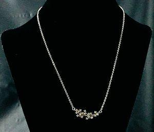 Pave Single Leaf Necklace for Sale in Phoenix, AZ