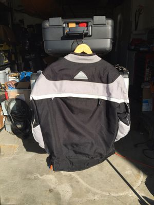 TOURMASTER MOTORCYCLE RIDING JACKET XL for Sale in Laguna Niguel, CA