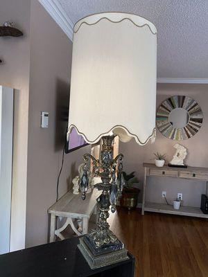Untique lamp for Sale in Milpitas, CA