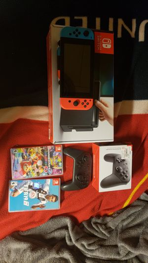 Nintendo switch 300$firm or trade xbox 1s for Sale in Aspen Hill, MD