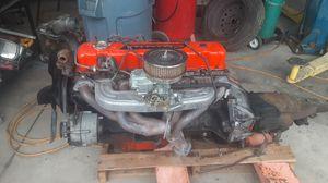 Chevy nova motor rebuilt of a 65nova for Sale in Bakersfield, CA