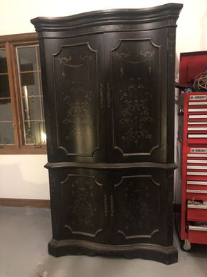 Antique Cabinet For Sale for Sale in Long Grove, IL
