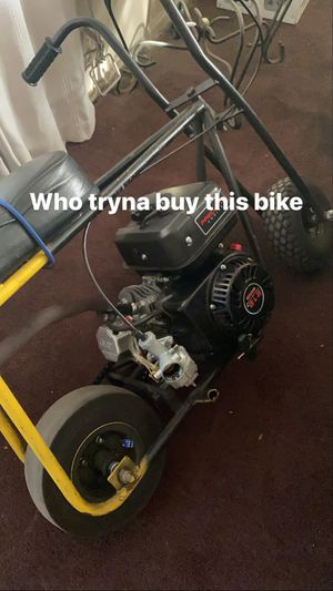 Mini bike no trades!! for Sale in Los Angeles, CA