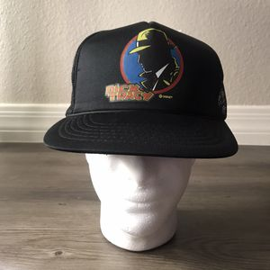 Vintage 90s Dick Tracy NWT Disney SnapBack hat for Sale in Chandler, AZ
