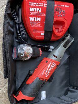Milwaukee M12 Fuel 3/8 Ratchet Kit for Sale in Lakeland,  FL