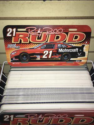 Rickey Rudd license plate for Sale in Colorado Springs, CO