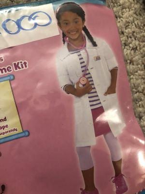 Doc Mc Stuffin kids costume for Sale in Darnestown, MD