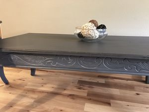 Coffee table and end table for Sale in Tacoma, WA