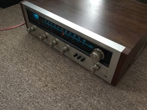 Pioneer AM/FM stereo receiver model SX-424. for Sale in San Francisco, CA