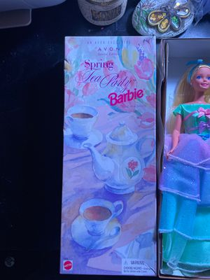 Avon Special Edition Spring Tea Party Barbie for Sale in Fairfield, CA