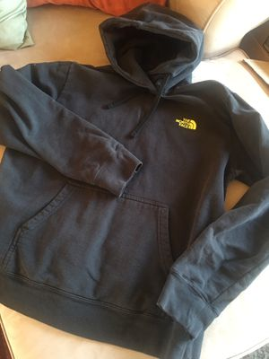The North Face hoodie sweatshirt men's large for Sale in Portland, OR