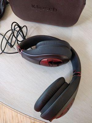 Klipsch M40 headphones for Sale in Woodbridge, VA