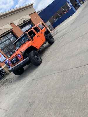 Jeep Wrangler 2015 for Sale in Orland Hills, IL