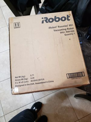 iRobot 891 for Sale in Corona, CA
