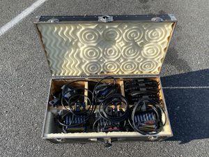 Halogen Light Kit w/Case and Barn Doors for Sale in Denville, NJ