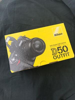Nikon D 50 DSLR body Plus extras for Sale in Dana Point, CA