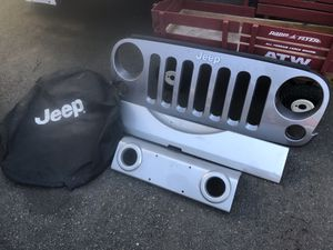 Jeep parts for Sale in Fairhaven, MA
