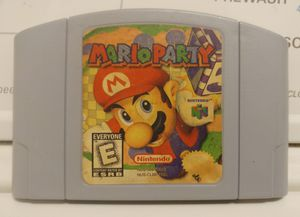 Mario Party for Nintendo 64 for Sale in Bronx, NY