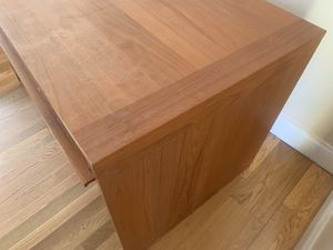 Wood desk for Sale in Boyds, MD