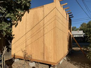 10 x 16ft shed and gym for Sale in Tracy, CA
