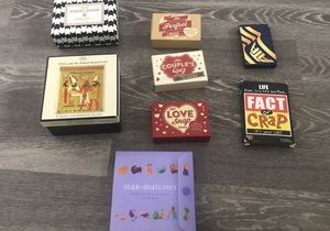 Lot of puzzles and games for Sale in Cape Coral, FL